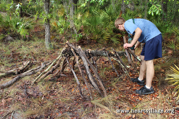 heart-survival-workshop-building-shelter